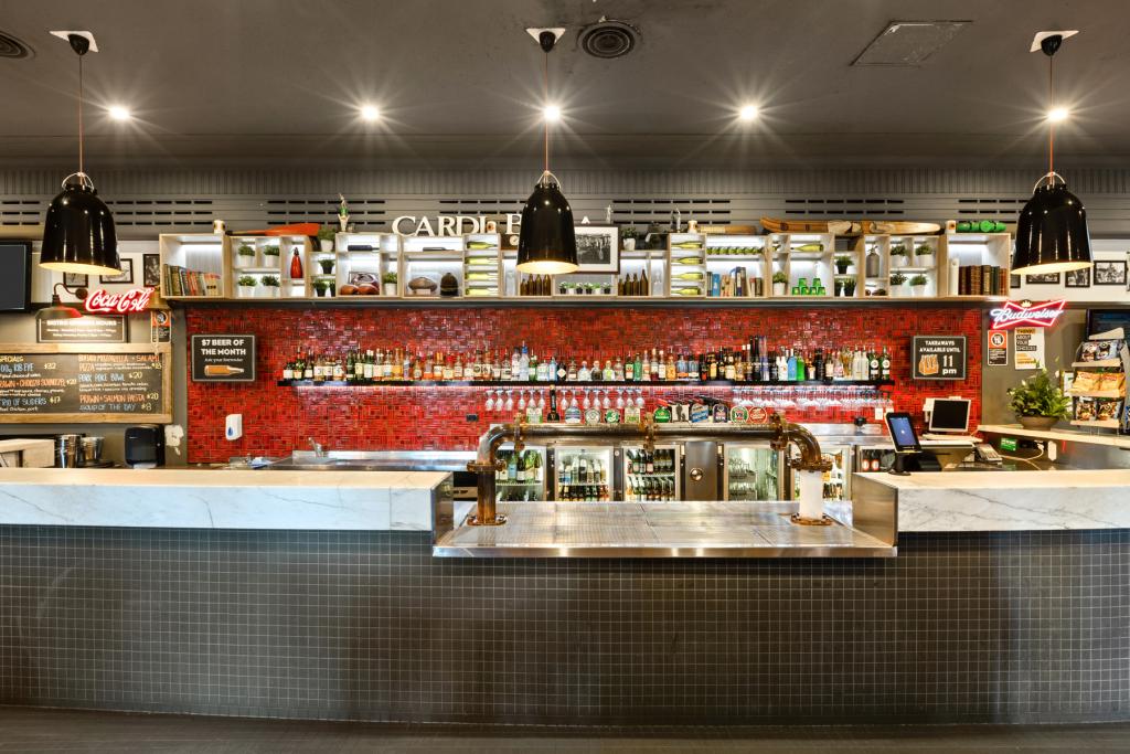 Interior Bar Area | Great Southern Bar