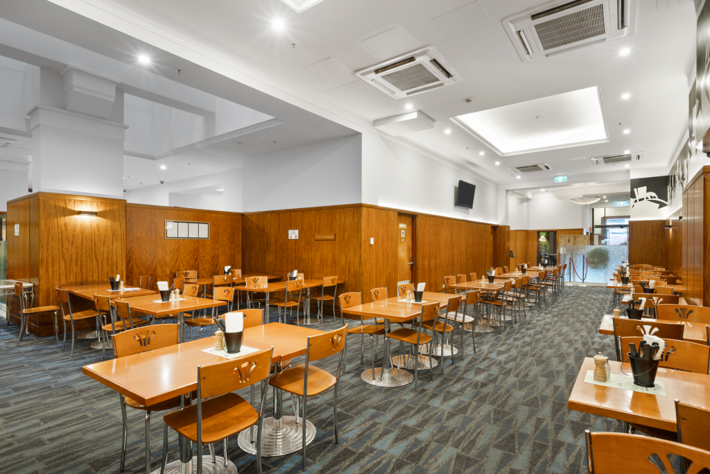 Interior Bistro Area | Great Southern Bar